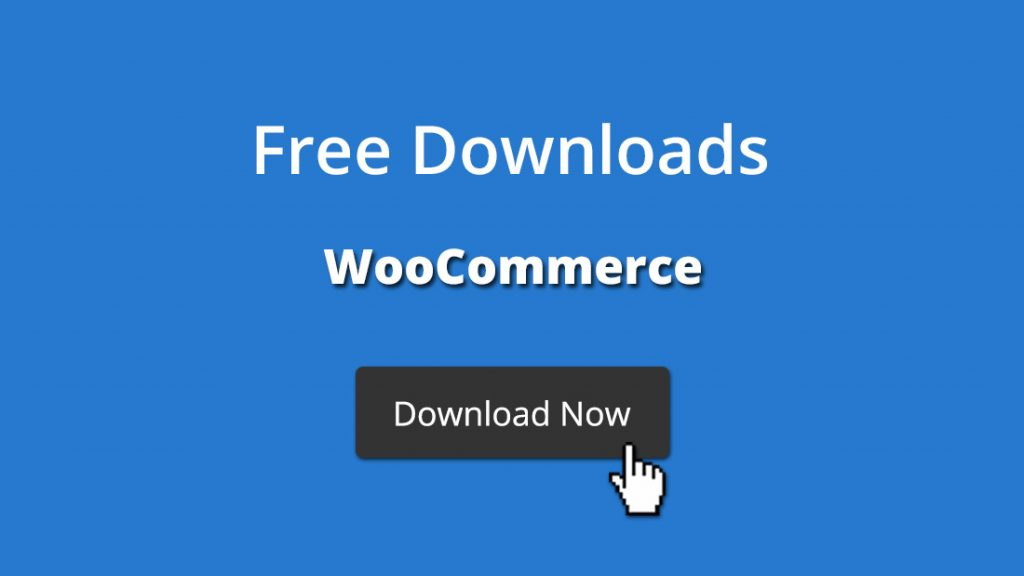 free downloads - woocommerce logo